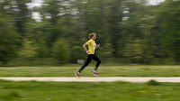 Běh není jen cesta vpřed.