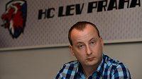 Výkonný ředitel Sportovního holdingu Praha Robert Speychal.