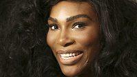 Americká tenistka Serena Williamsová se bude vdávat.