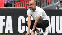 Trenér fotbalistů Manchesteru City Pep Guardiola se ohradil proti obviněním, že klub porušuje pravidla finančního fair play.