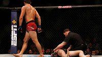 Jorge Masvidal porazil v Londýně domácího bojovníka Darrena Tilla.