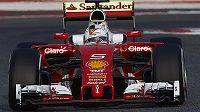 Němec Sebastian Vettel, jeden ze signatářů dopisu.
