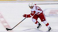Gustav Nyquist bude v NHL pokračovat v dresu Detroitu.