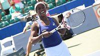 Americká tenistka Sachia Vickeryová.