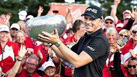 Angličan Matt Wallace vyhrál golfový turnaj v Dánsku.