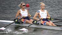 Dvojskif Lenka Antošová, Kristýna Fleissnerová postoupil na olympijských hrách v Riu do semifinále.