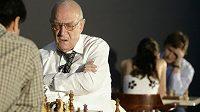 Šachový velmistr Viktor Korčnoj zemřel ve věku 85 let.