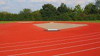 Atletická dráha - ilustrační foto.