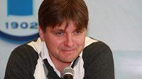 Trenér Dušan Uhrin ml.