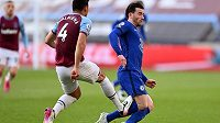Inkriminovaný moment ze zápasu West Hamu s Chelsea, který rozvířil spekulace kolem VAR