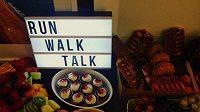 Běhej, choď, mluv - účinnější terapie?