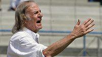 Argentinský trenér Luis Cesar Menotti byl okouzlen výkonem německých fotbalistů na MS.