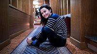Kateřina Razýmová bude na mistrovství světa v Oberstdorfu největší českou nadějí.
