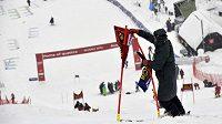 Slalom v Kranjské Goře se nepojede. Na vině je počasí...