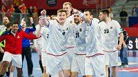 Čeští házenkáři na ME v Chorvatsku předvedli několik skvělých výkonů a pošilhávají po semifinále.