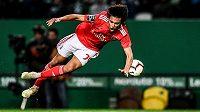 Atlético Madrid koupilo z Benficy za 126 milionů eur devatenáctiletého útočníka Joaa Félixe.