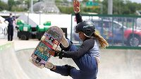 Snowboardistka Sky Brownová je v necelých 13 letech nejmladší členkou britského olympijského týmu pro Tokio.