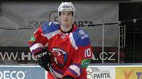 Roman Červenka bude opět hrát KHL.