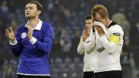 Hráči Plzně byli po utkání smutní, ale nemají se za co stydět.
