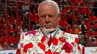 Výstřední hokejový moderátor Don Cherry byl s NHL dlouhá léta neodmyslitelně spjatý.