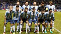Fotbalisté Argentiny byli po přátelském zápase v Pueble s domácím Mexikem okradeni.