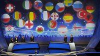 Slavnostní los fotbalového ME 2016 - ilustrační foto.