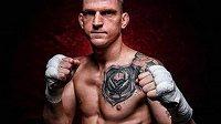 David Dvořák. Další zápas si připíše pod organizací OKTAGON MMA.