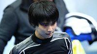 Japonský krasobruslař Juzuru Hanju, který od listopadu bojuje se zraněním kotníku, bude obhajovat na olympijských hrách v Pchjongčchangu zlatou medaili ze Soči.