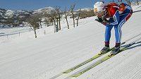Bývalá olympijská vítězka v běhu na lyžích Olga Danilovová se poprala s ředitelkou školy, která nese jméno této sportovkyně.