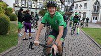 Andy Schleck, vítěz Tour de France 2010, je na největším cyklistickém závodě planety ambasadorem značky Škoda.