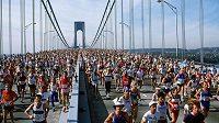 New York, jeden z šestice největších maratónů světa. Psychonaut jeden vedle druhého?