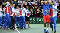 Jaká bude další budoucnost Davis Cupu?