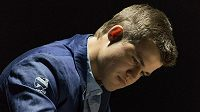Norský mistr světa v šachu Magnus Carlsen.