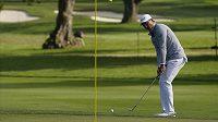 Čínský golfista Li Chao-tchung