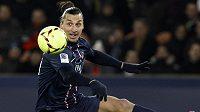 Zlatan Ibrahimovič přispěl k výhře Paris St. Germain v ligovém utkání s Bastií jednou trefou.