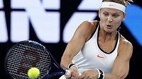 Lucie Šafářová na Australian Open.