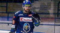 Kladenský hokejista Martin Kehar.