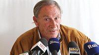 Další štací fotbalového kouče Zdeňka Zemana bude Lugano.