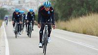 Dvacetiletý Belgičan Remco Evenepoel vyhrál pětietapový cyklistický závod Kolem Burgosu a připsal si další triumf v sezoně. (ilustrační foto)