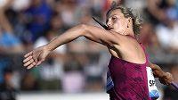 Česká oštěpařka Barbora Špotáková vyhrála závod Diamantové ligy v Lausanne svým nejlepším letošním výkonem 66,72 metru.
