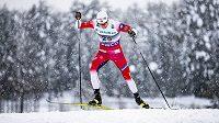 Norský běžec na lyžích Eirik Brandsdal.