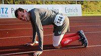 Rainer Predl je mezi běžci dobře znám svými pozoruhodnými výkony.