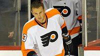 Hokejový obránce Pavel Kubina naposledy hrál za Philadelphii.