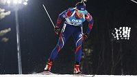 Za pořadatelskou zemi únorových olympijských her Koreu mohou v Pchjongčchangu startovat další dva ruští biatlonisté. Mezinárodní olympijský výbor povolil start na ZOH 2018 Timofeji Lapšinovi (na snímku) a Jekatěrině Avvakumovové, kteří letos obdrželi jihokorejské občanství.