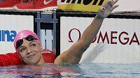 Ruská plavkyně Julie Jefimovová