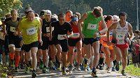 Vše připraveno, závodníci mohou startovat. Kolik si jich vzpomnělo na organizátory?