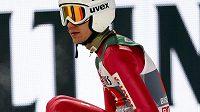 Skokan na lyžích Kamil Stoch je sportovcem Polska.
