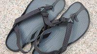Vivobarefoot Eclipse: Sandály, které můžete vzít všude.