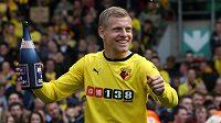 Matěj Vydra zůstane ve Watfordu, s Hornets uzavřel pětiletou smlouvu.