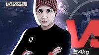 Saeideh Aletahaová podlehla po zápase zraněním, nepomohla ani lékařská péče.